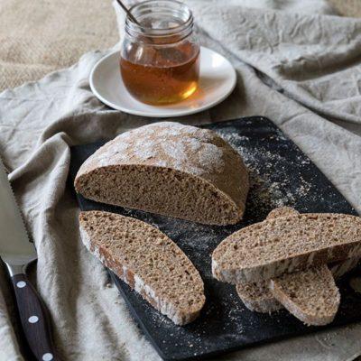 paine integrala din grau spelt