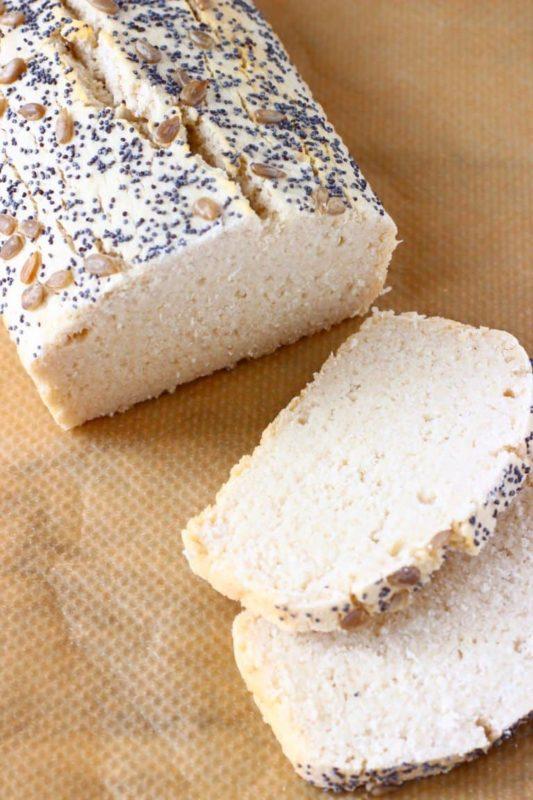 faina de orez fara gluten paine