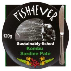 pate de sardine kombu cu alge marine