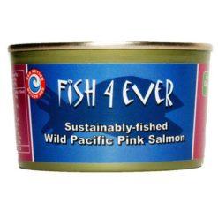 somon la conserva, somon roz de Pacific, somon de Alaska