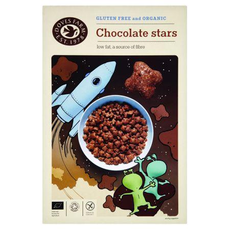 cereale stelute de ciocolata fara gluten