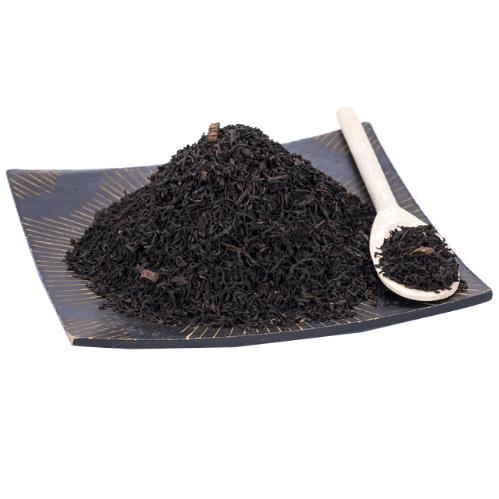 ceai negru cu vanilie