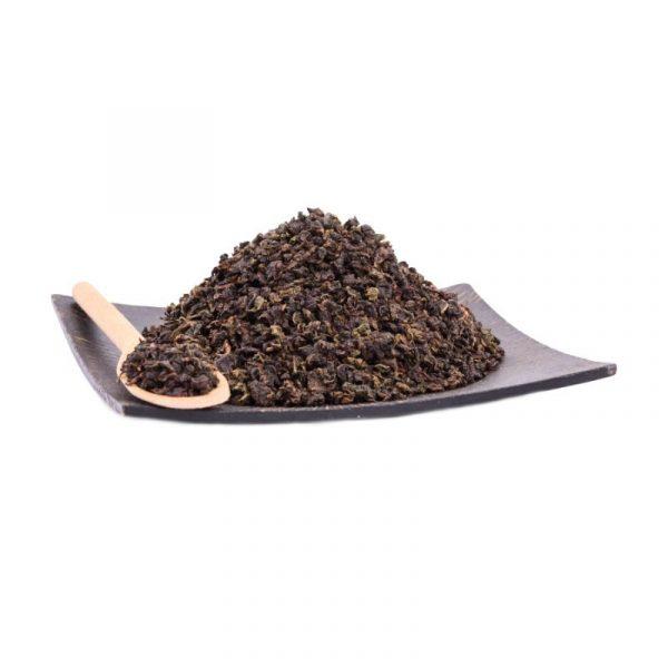 ceai oolong semifermentat