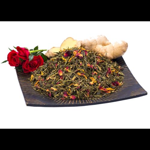 ceai verde geisha schizandra