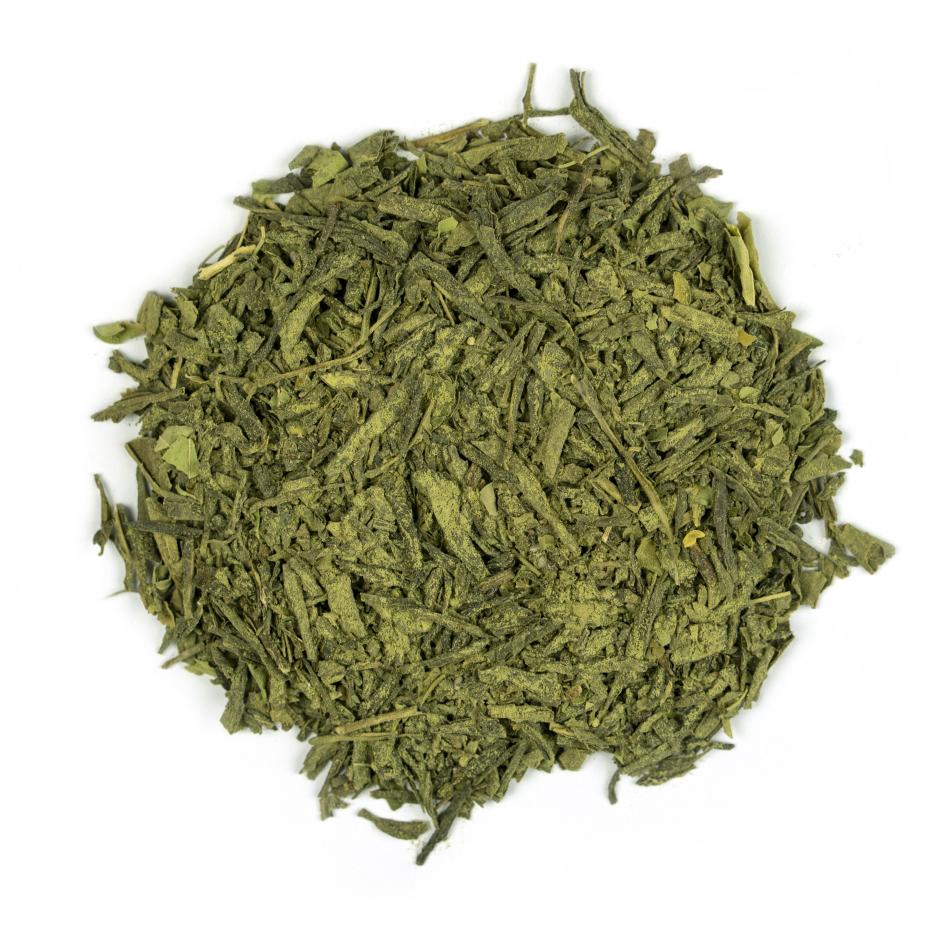 ceai verde sencha bio