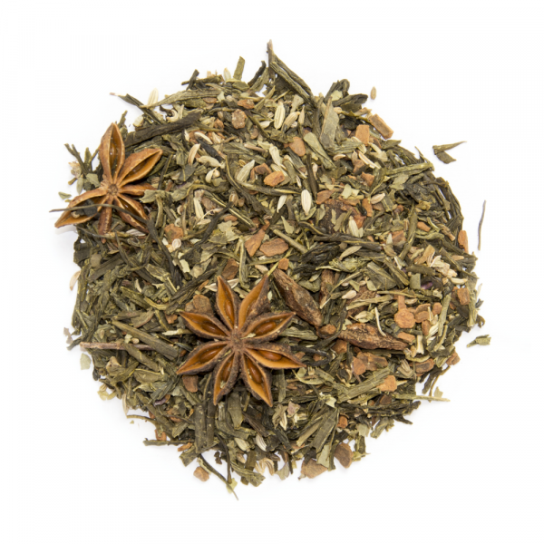 ceai verde thailandez bio