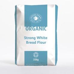 faina pentru paine la sac 25kg de la Doves Farm