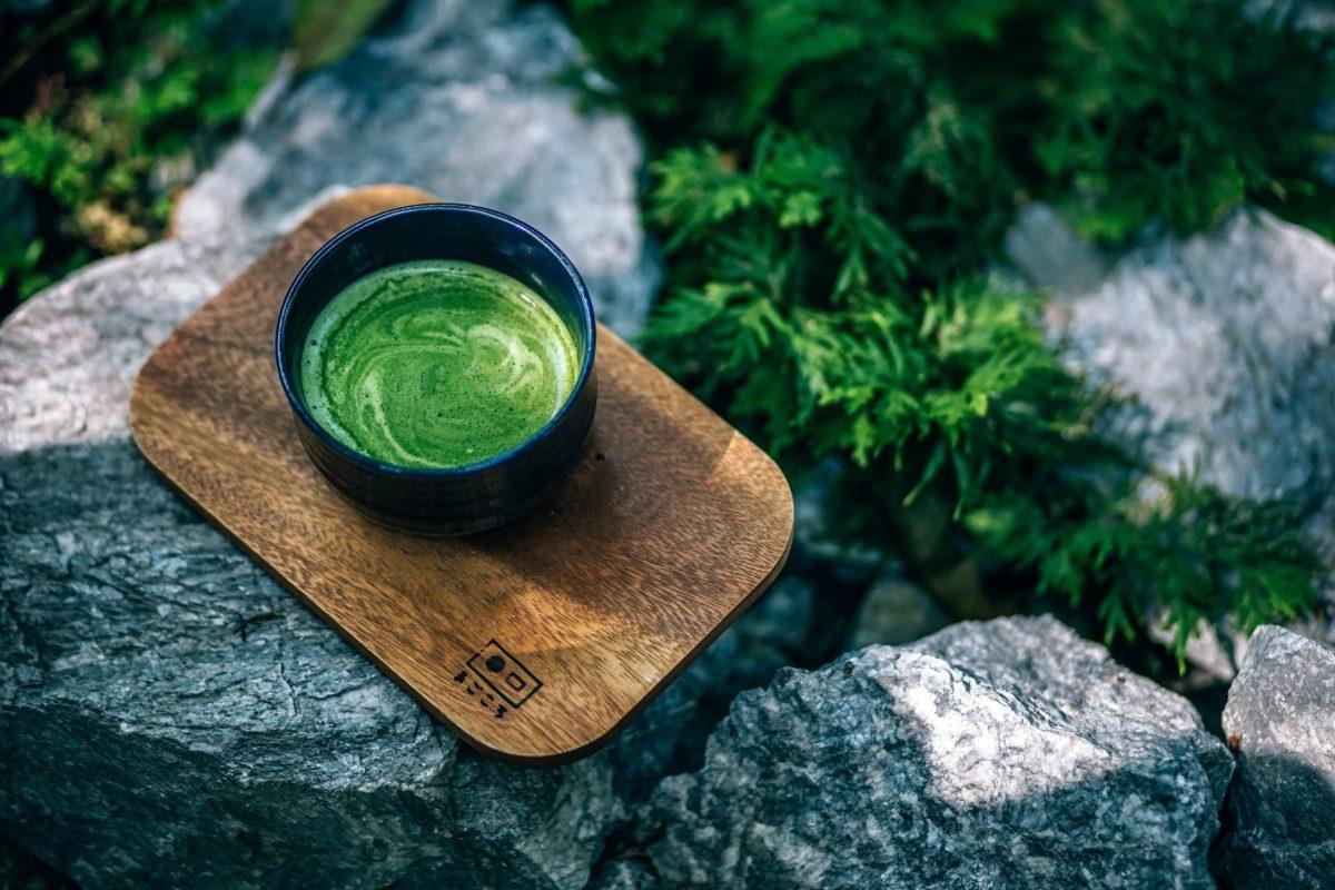 ceai verde bio