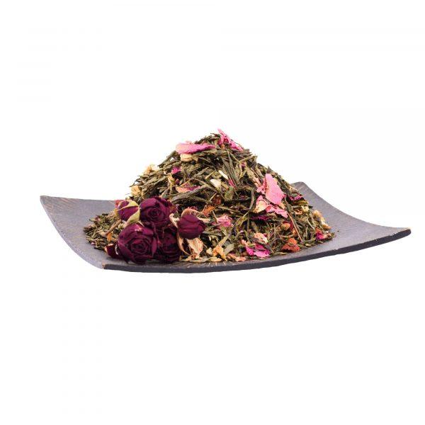 ceai sakura, ceai trandafiri