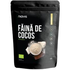 faina de cocos bio fara gluten