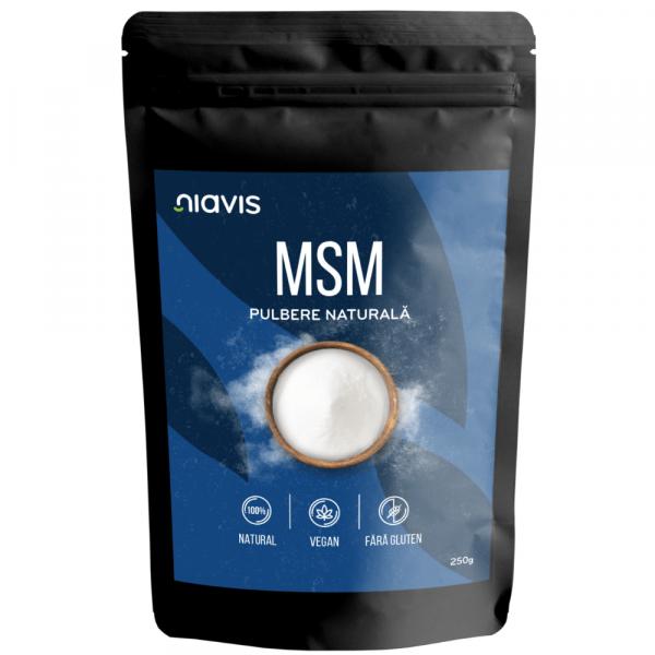 MSM Pulbere bio, MSM natural 100%