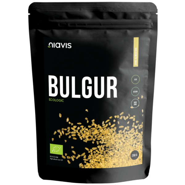 bulgur bio natural bulgur bio, boabe de grau ecologice