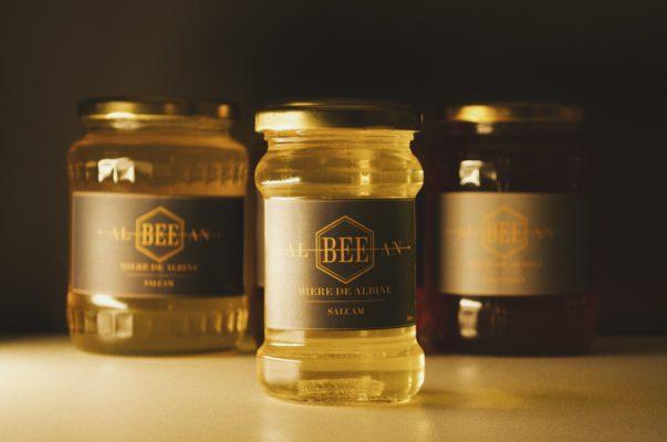 miere naturala bee