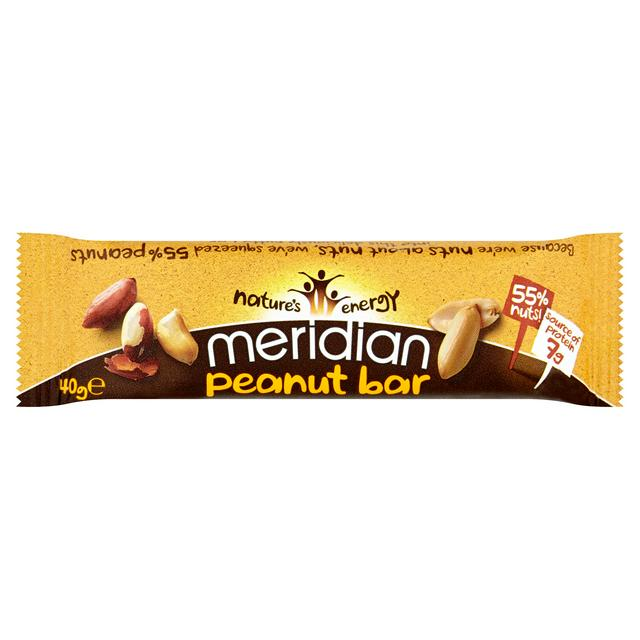 baton proteic de arahide fara gluten meridian