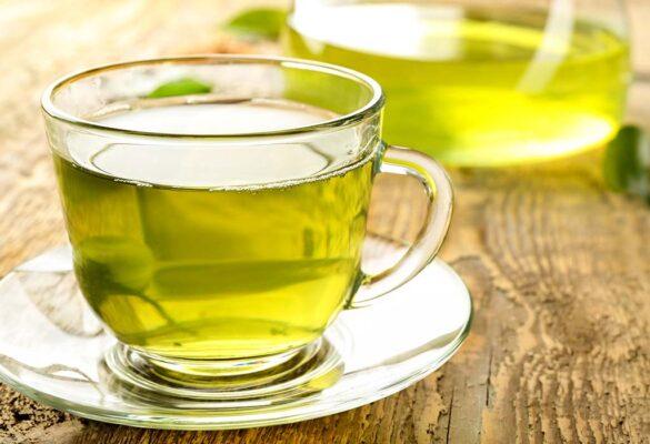 ceai verde decaf plicuri
