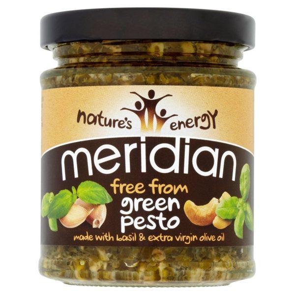 pesto verde fara gluten meridian
