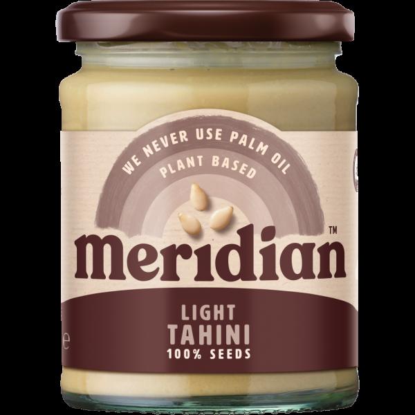 pasta de susan tahini 100% light meridian