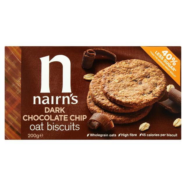 biscuiti ovaz cu ciocolata neagra nairns