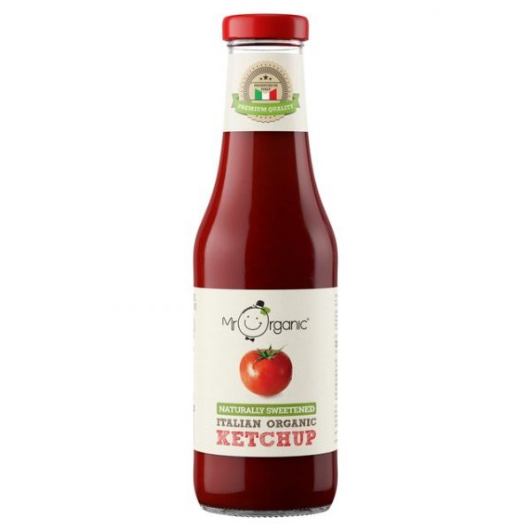 ketchup fara zahar fara gluten organic italia