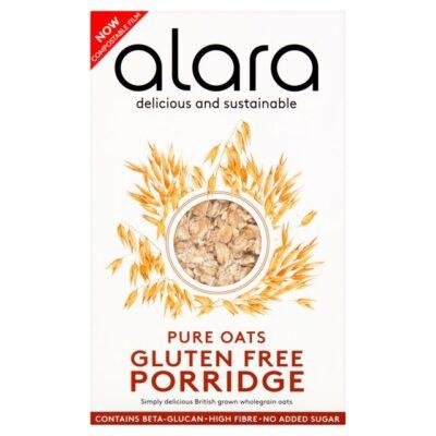 porridge fara zahar fara gluten terci alara